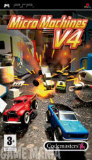 Micro Machines V4 product image