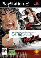 Singstar Rocks (E) product image