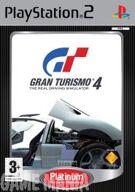 Gran Turismo 4 - Platinum product image