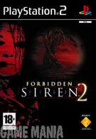 Forbidden Siren 2 product image