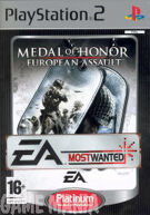 Medal of Honor - European Assault - Platinum product image