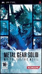 Metal Gear Solid - Graphic Novel product image