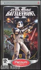 Star Wars - Battlefront II (2005) - Platinum product image