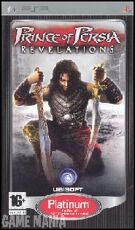 Prince of Persia - Revelations - Platinum product image