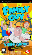 Family Guy Video Game product image