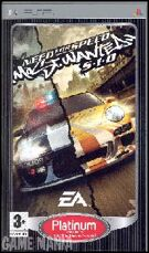 Need for Speed - Most Wanted (2005) - Platinum product image