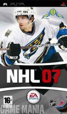 NHL 07 product image