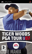 Tiger Woods PGA Tour 07 product image
