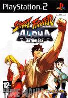 Street Fighter Alpha Anthology product image
