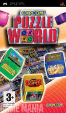 Capcom Puzzle World product image