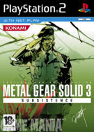 Metal Gear Solid 3 - Subsistence product image