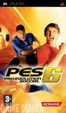 Pro Evolution Soccer 6 product image