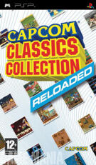 Capcom Classics Collection Reloaded product image