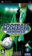 Football Manager Handheld 2007 product image