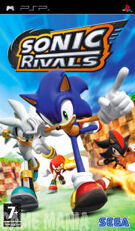 Sonic Rivals product image
