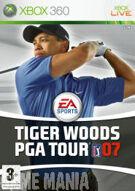 Tiger Woods PGA Tour 07 product image