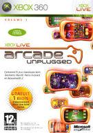 Arcade Unplugged XBOX Live Volume 1 product image