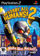 Destroy all Humans 2 product image