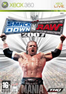 WWE Smackdown vs Raw 2007 product image