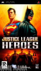 Justice League Heroes product image
