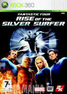 Fantastic Four - Rise of the Silver Surfer product image