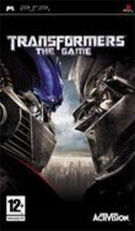 Transformers - The Game product image