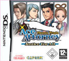 Ace Attorney - Phoenix Wright - Justice for All product image