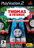 Thomas de Stoomlocomotief - Een Spannende Racedag product image