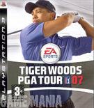 Tiger Woods PGA Tour 2007 product image