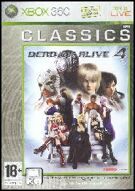 Dead or Alive 4 - Classics product image