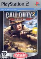 Call of Duty 2 - Big Red One - Platinum product image