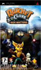 Ratchet & Clank - Size Matters product image