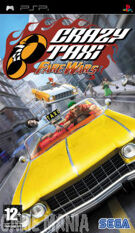 Crazy Taxi - Fare Wars product image