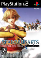 Shadow Hearts 3 - From the New World product image
