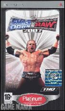 WWE Smackdown vs Raw 2007 - Platinum product image