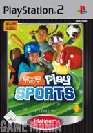 Eye Toy Play - Sports - Platinum product image