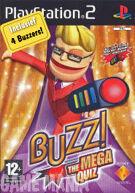 Buzz - Mega Quiz + 4 Buzzers product image