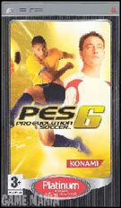 Pro Evolution Soccer 6 - Platinum product image