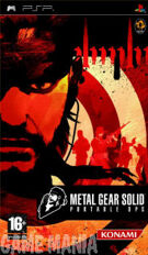 Metal Gear Solid - Portable Ops product image