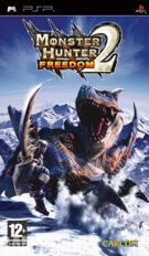 Monster Hunter Freedom 2 product image