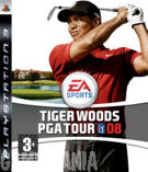 Tiger Woods PGA Tour 08 product image