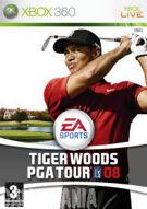 Tiger Woods PGA Tour 08 product image