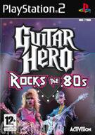 Guitar Hero - Rocks the 80s product image