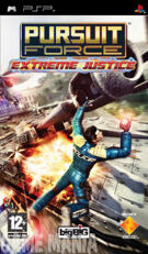 Pursuit Force - Extreme Justice product image
