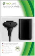 Play & Charge Kit Black product image