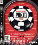 World Series of Poker 2008 - Battle for the Bracelets product image