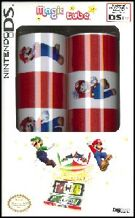 DS Magic Tube Mario (Case for 4 DS Games en 2 Stylussen) product image