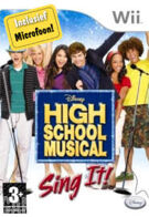 High School Musical - Sing It + Microphone product image