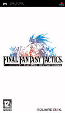 Final Fantasy Tactics - The War of the Lions product image
