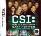 CSI - Crime Scene Investigation - Dark Motives product image
